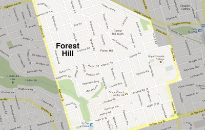 Forest Hill Toronto Painting Contractor